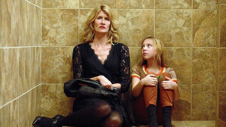 Laura Dern e Isabelle Nélisse, las dos Jennifer Fox de 'The Tale'