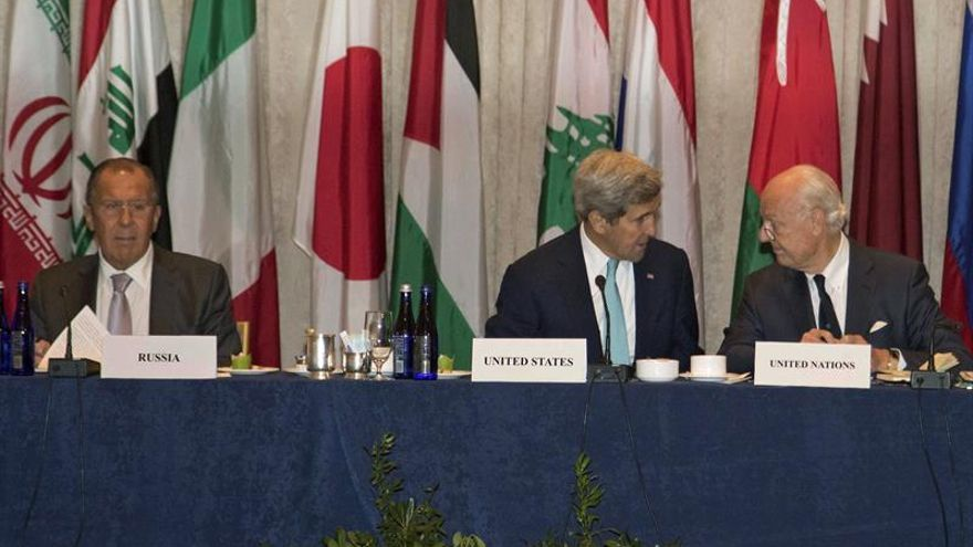 La ONU analiza el conflicto de Siria en medio de las tensiones entre EE.UU. y Rusia
