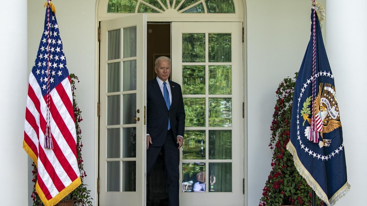 Joe Biden, en una foto de archivo