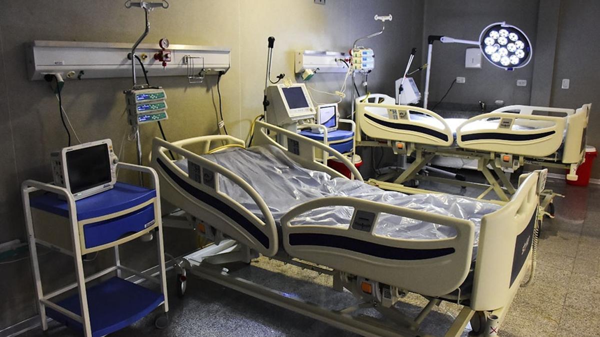 La cifra de internados en terapia intensiva volvió a subir ligeramente
