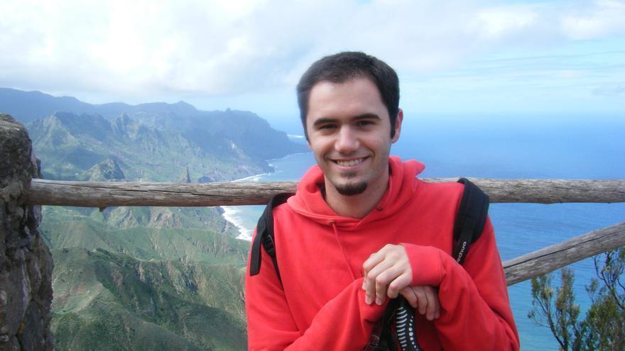 Eduardo Díaz es uno de los primeros damnificados de la 'Ley Mordaza', que entró en vigor el pasado 1 de julio