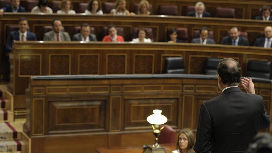 """La oposición acusa en el Congreso al PP de """"utilizar"""" el TC para no asumir decisiones políticas """"incómodas"""" con Cataluña"""