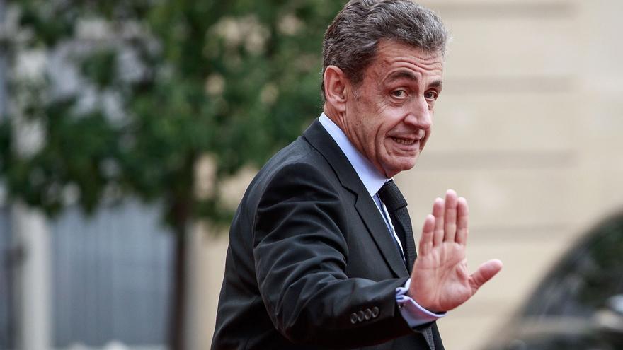 Sarkozy condenado a un año de cárcel por financiación ilegal