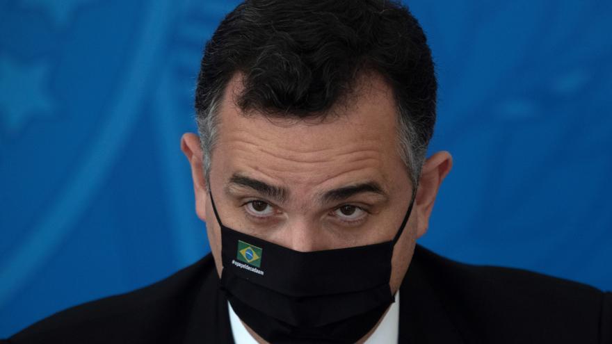 Los jefes del Parlamento brasileño piden ayuda a la ONU frente a la pandemia