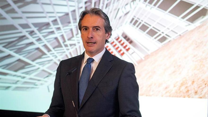 El grupo Fomento invertirá 8.908 millones en 2018, la mitad en ferrocarril