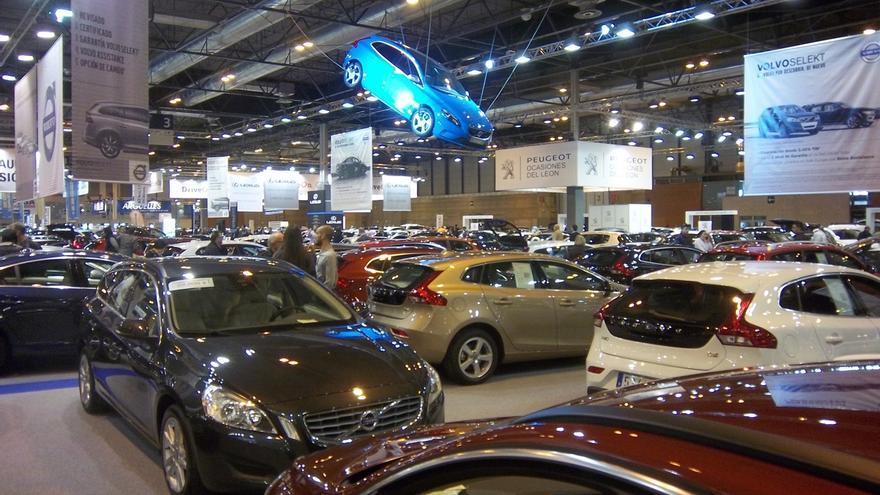 Las ventas de coches usados suben un 8,7% hasta abril