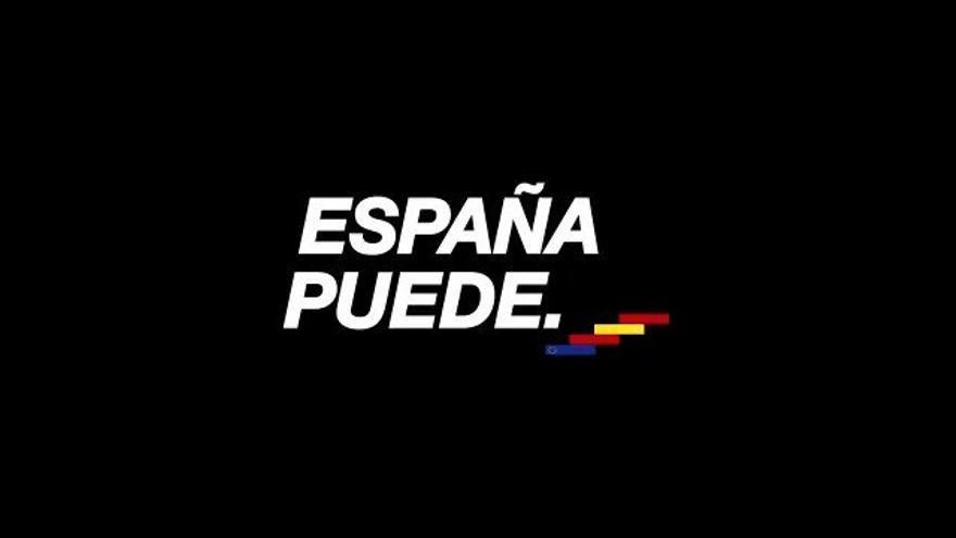 """Campaña """"España Puede"""" del Gobierno."""