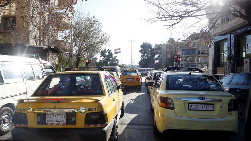 Al menos 47 muertos en los combates en el extrarradio nororiental de Damasco