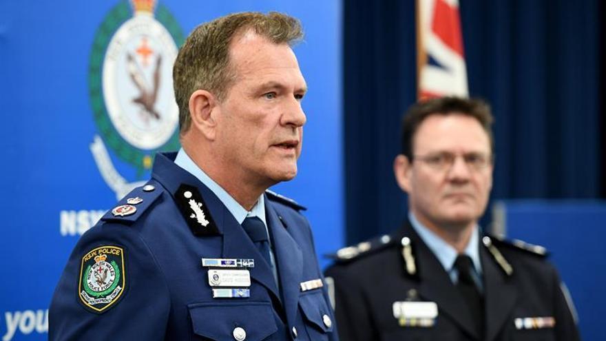 Condenados cinco yihadistas que planearon atentados terroristas en Sídney