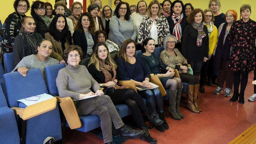 El Consejo de la Mujer centra su actuación en la lucha contra la violencia de género y la despoblación rural