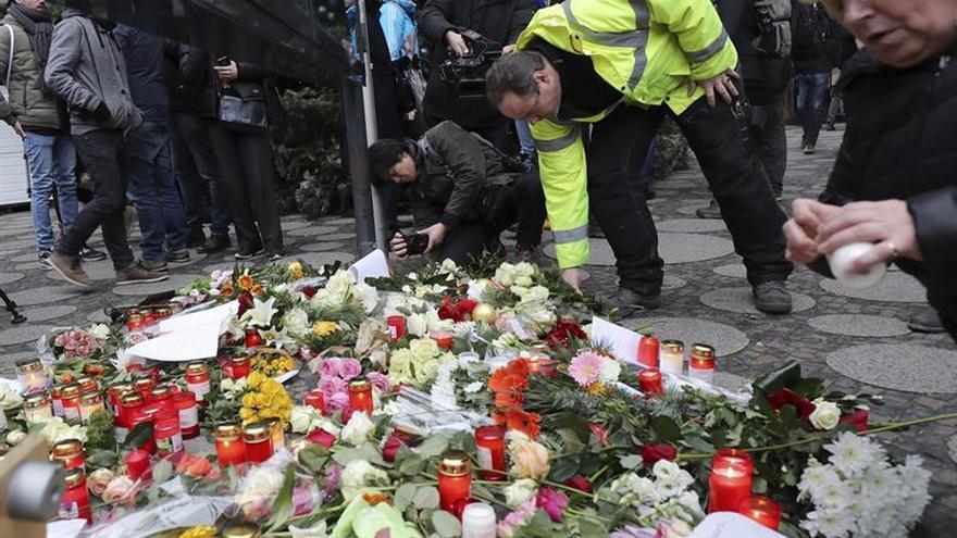 """La Policía de Berlín admite """"dudas"""" sobre la implicación del detenido en el atentado"""
