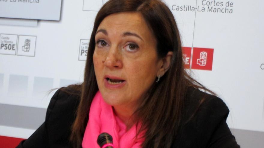 Soraya Rodríguez dice que Page es muy querido en el PSOE, pero no opina sobre si Rubacalaba disputará las primarias