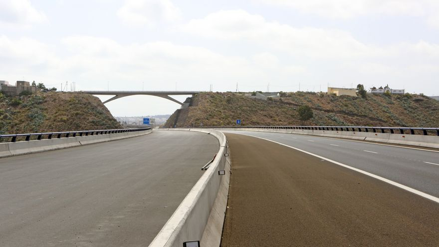 Circunvalación de Arucas a Las Palmas de Gran Canaria (ALEJANDRO RAMOS)