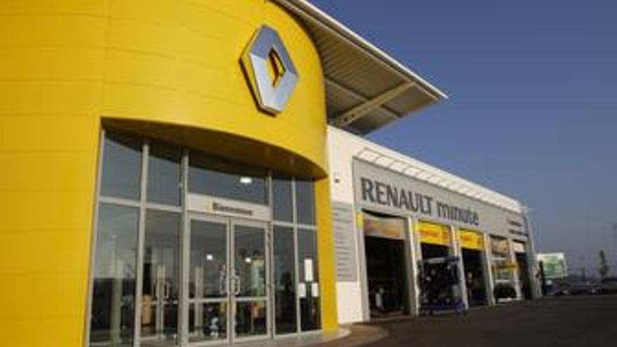 Instalación de Renault