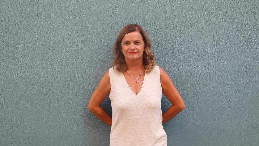 Rosa Hermoso es la funcionaria que puso en marcha en 1989 el primer centro institucional del mundo de atención a mujeres prostitutas /Foto: Raúl Solís