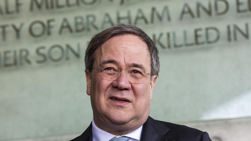 Armin Laschet, actual líder de la CDU, en una imagen de archivo.