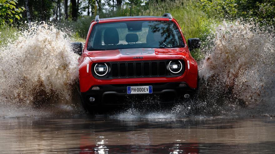 La denominación comercial de esta nueva gama de Jeep es 4xe.