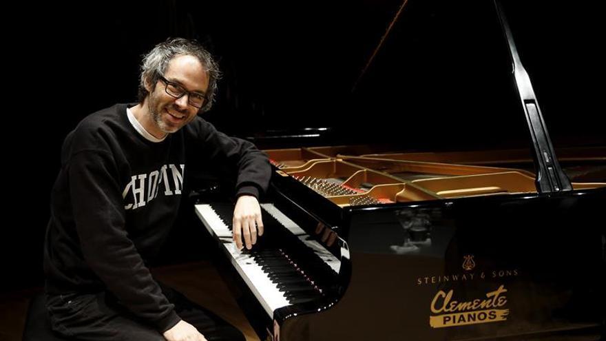 James Rhodes interpretará a Chopin y Beethoven en Valencia el próximo día 26