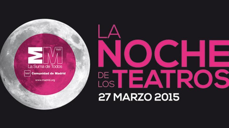 Este viernes, 27 de marzo, Madrid celebra La Noche de los Teatros