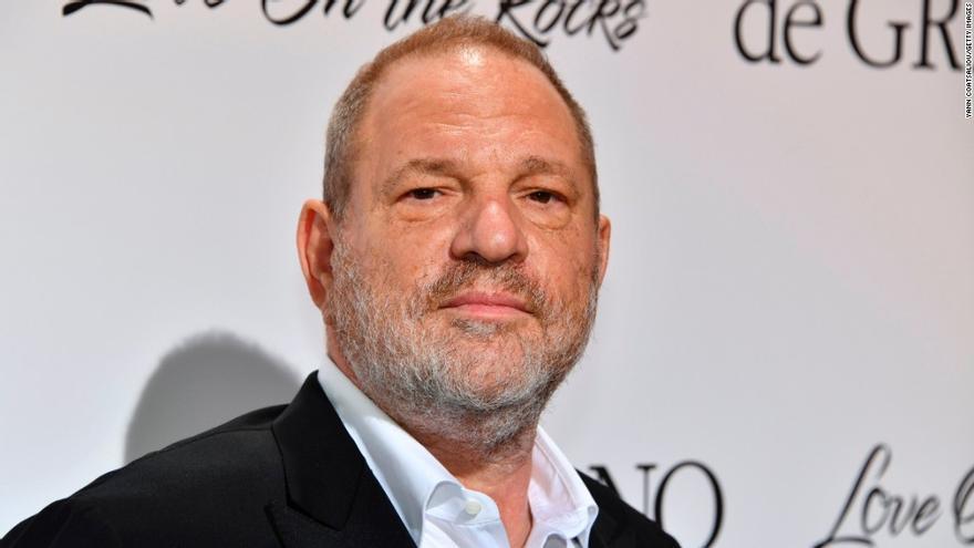Harvey Weinstein, el productor acusado de un historial de acoso sexual en Hollywood