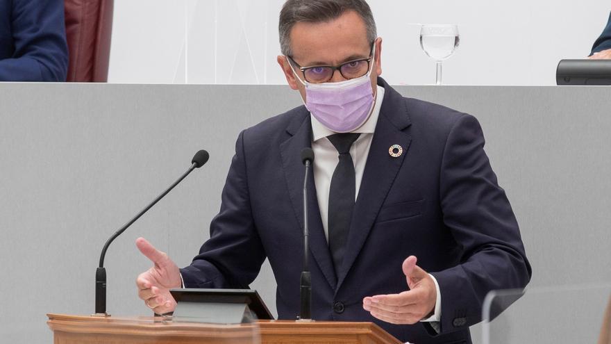 Diego Conesa no optará a reelección como secretario general del PSOE murciano