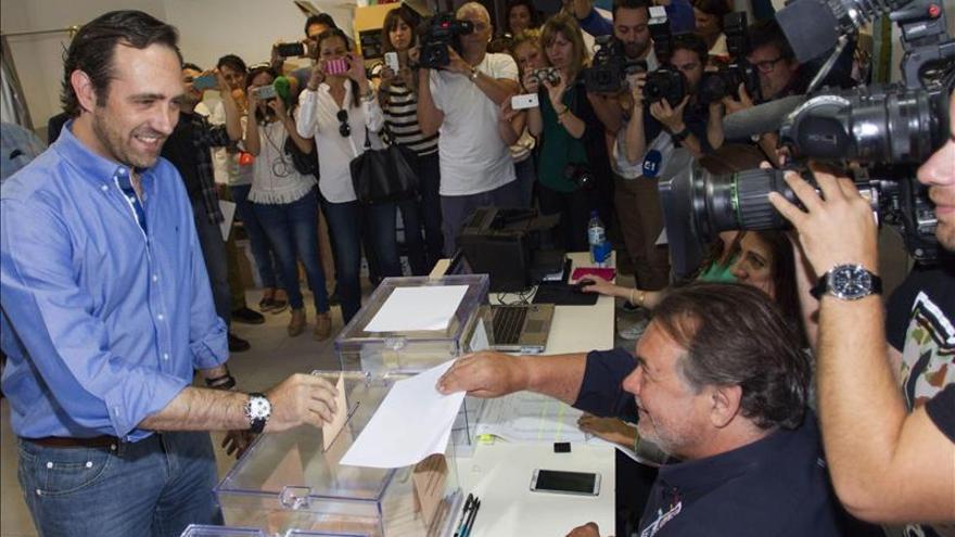 El PP pierde la mayoría absoluta en Baleares con el 11,7% de votos escrutados