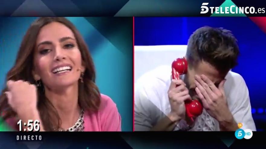 'GH VIP': La novia de Marco Ferri luce un nuevo look explosivo y habla con él