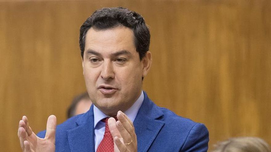 PP: Si Díaz no gana primarias está inhabilitada para ser presidenta Andalucía