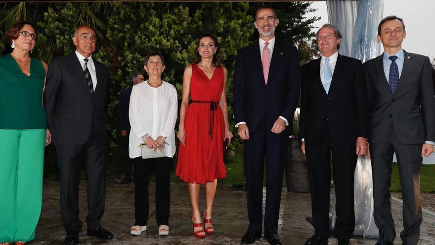 Ceremonia de entrega de los Premios Fundación Princesa de Girona 2018