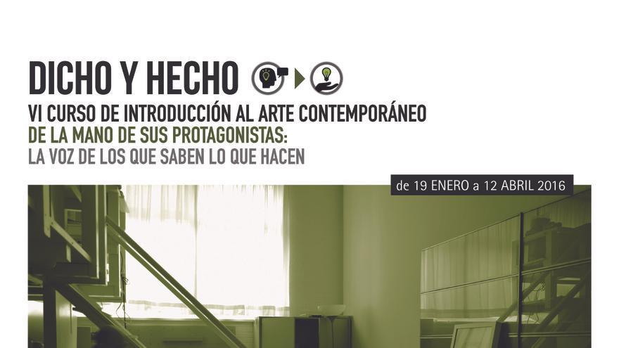 Arte contemporáneo en el CENDEAC de Murcia