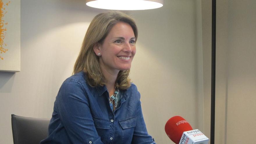 """Presidenta del PP vasco insta a los independentistas a explicar las consecuencias del """"día después"""""""