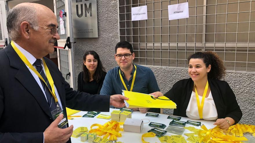 Alberto Garre es elegido presidente de Somos Región por aclamación