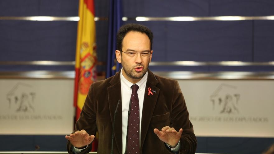 """Hernando (PSOE): """"El antimilitarismo rancio de cierta izquierda no me produce ninguna simpatía"""""""