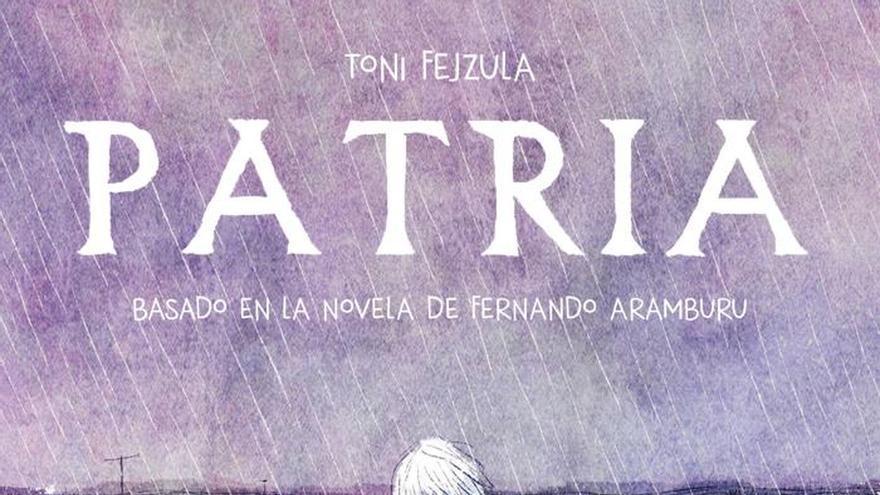 """Toni Fejzula reinventa """"Patria"""" de Aramburu con su adaptación al cómic"""