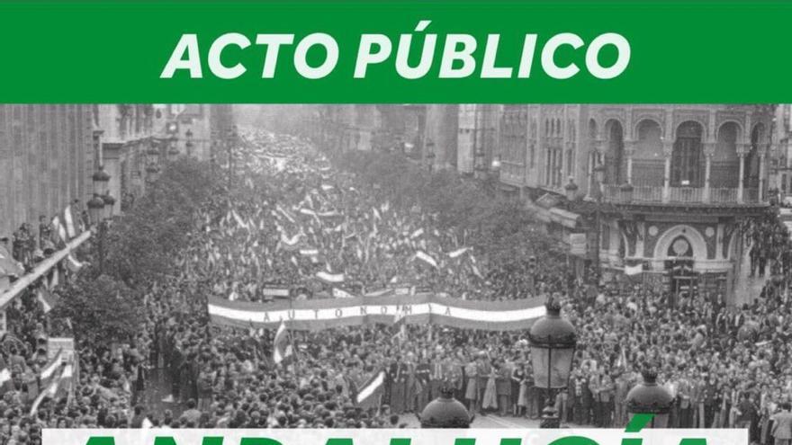 Cartel 4D PSOE.