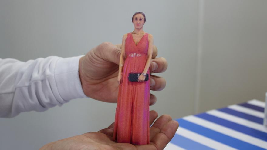 La impresión en 3D se está convirtiendo en una buena herramienta de marketing