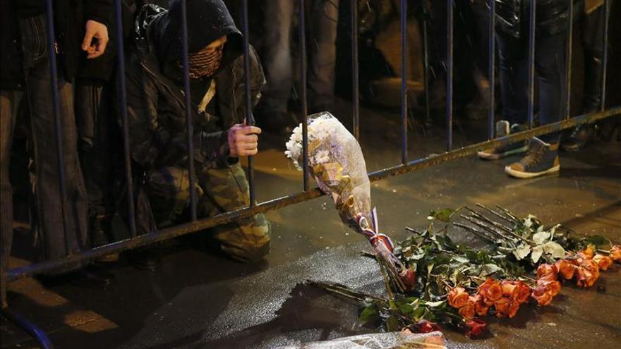 """Poroshenko, en estado de """"shock"""" por el asesinato de Nemtsov en Moscú"""