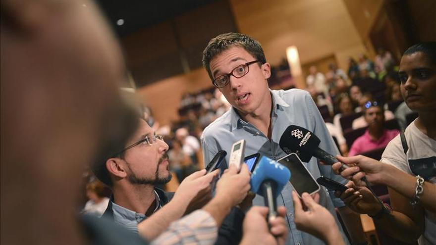 Errejón: Otra legislatura de Rajoy y se querrá independizar hasta Valladolid
