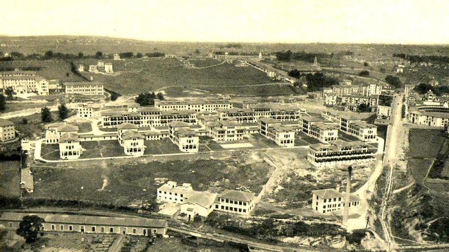 La Casa de Salud Valdecilla, fundada en 1929, se convirtió en el primer centro hospitalario español que unía la asistencia médica con la investigación y la docencia.