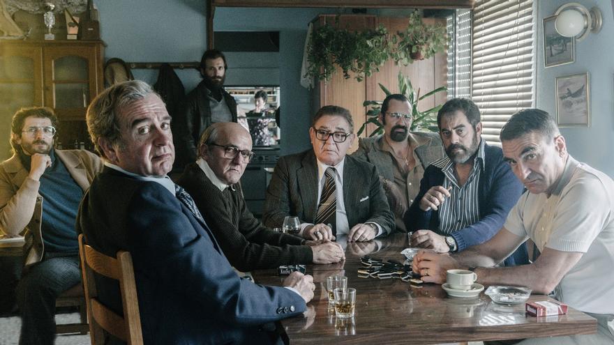 'Fariña': la historia de Sito Miñanco escrita con Winston de batea y polvo blanco