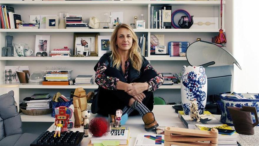 Patricia Urquiola, la arquitecta española que diseña para el mundo