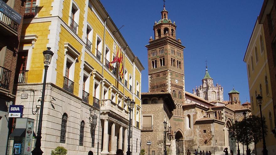 El mudéjar es uno de los principales atractivos de Teruel capital. Aureliano