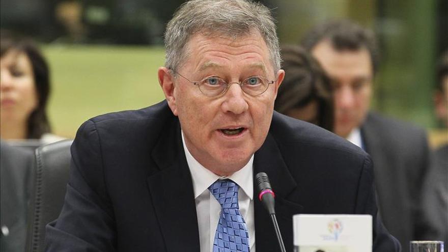 Robert Serry abandonará su puesto como enviado de la ONU para Oriente Medio