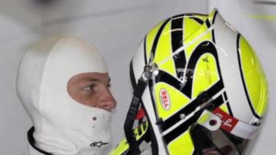 Button visita Interlagos en busca de un podio que le convierta en campeón del mundo