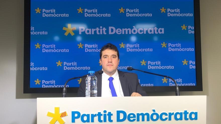 David Bonvehí, líder del PDeCAT