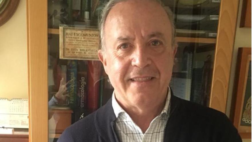 El doctor José María Peña