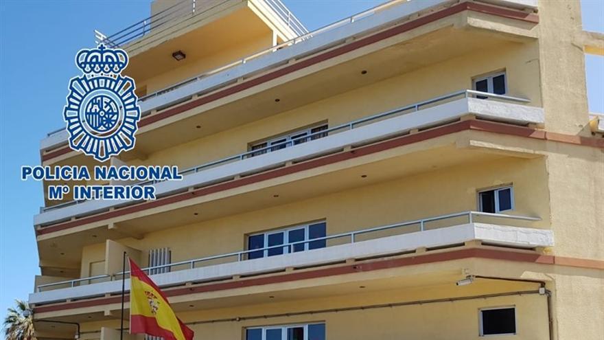 Comisaría de la Policía Nacional en Puerto de la Cruz