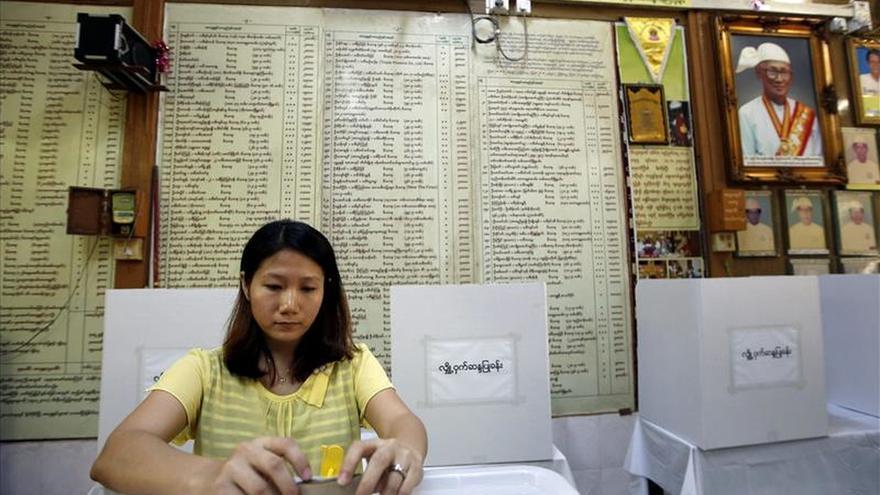 Birmania se prepara para unas cruciales elecciones legislativas