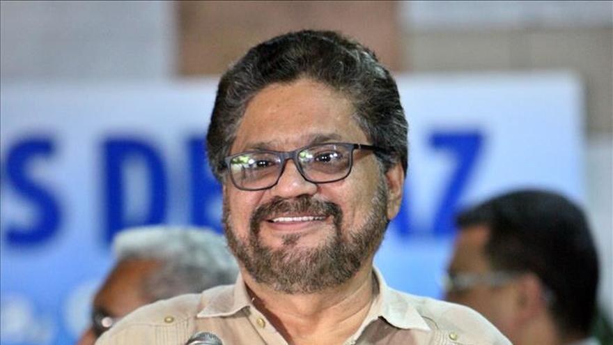 Las FARC rechazan el plebiscito impulsado en el Congreso para refrendar el acuerdo de paz