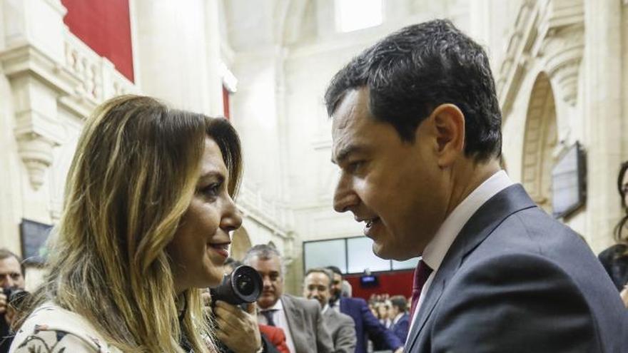 Casado dice que es un honor ser presidente del PP con el cambio en Andalucía